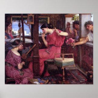 Penélope y el poster de los pretendientes