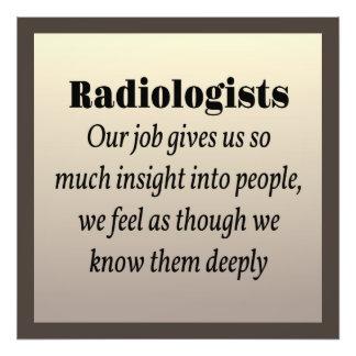 Penetración del radiólogo fotografías