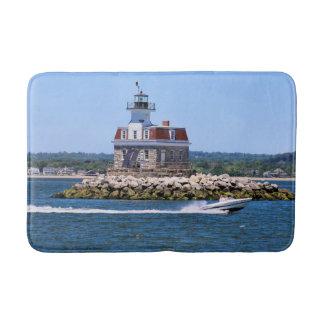 Penfield Reef Lighthouse, Connecticut Bath Mat