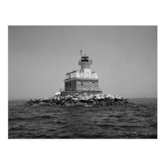 Penfield Reef Lighthouse Postcard