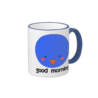 "Pengi KIDZ ""Scuttle"" face mug"