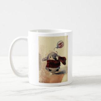 pengu coffee mug