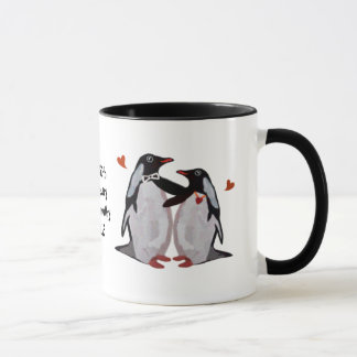 Penguin 50th Anniversary Mug