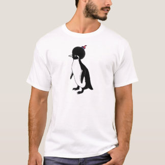 Penguin Afro T-Shirt