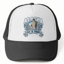 Penguin Alaska Trucker Hat