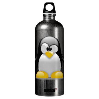 Penguin Aluminum Water Bottle