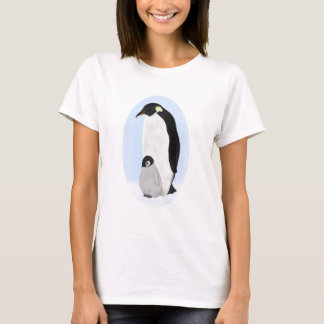Penguin and Baby T-Shirt