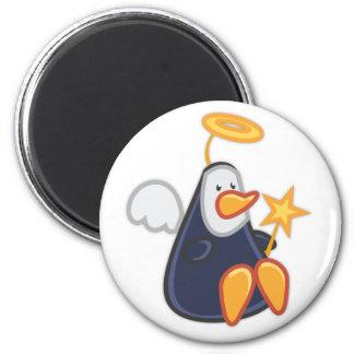 Penguin Angel Magnet