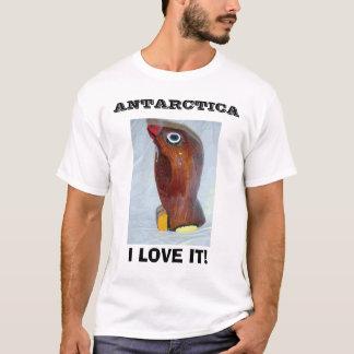 PENGUIN, ANTARCTICA, I LOVE IT! T-Shirt