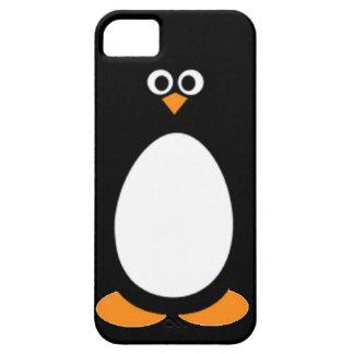 Penguin Arctic animal bird ocean polar snow happy iPhone SE/5/5s Case