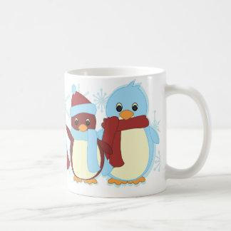 Penguin Around Coffee Mugs