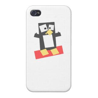 Penguin Avatar iPhone 4/4S Cases