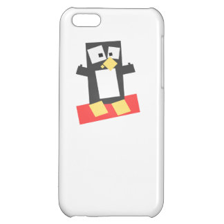 Penguin Avatar Cover For iPhone 5C