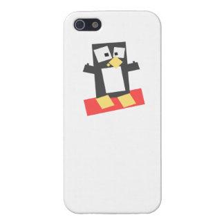 Penguin Avatar iPhone 5/5S Cases