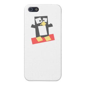 Penguin Avatar iPhone 5 Cases