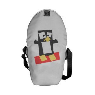 Penguin Avatar Courier Bag