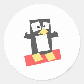 Penguin Avatar Stickers