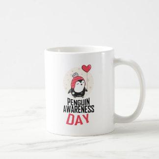 Penguin Awareness Day - Appreciation Day Coffee Mug