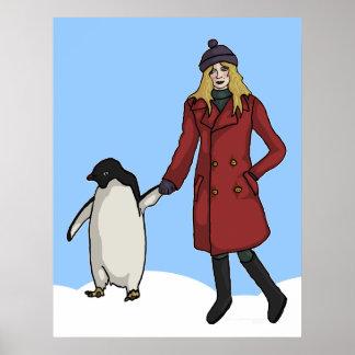 Penguin Awareness Day, print