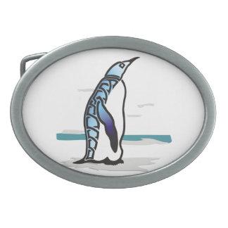 Penguin Belt Buckle