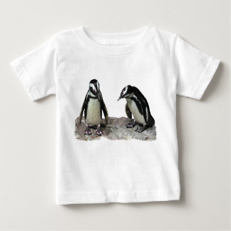 Penguin Birds Baby T-Shirt