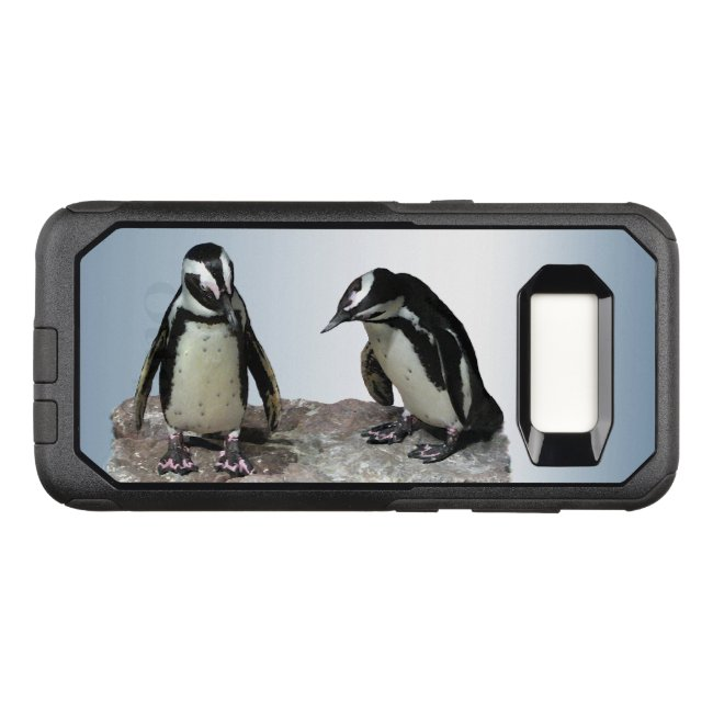 Penguin Birds OtterBox Samsung Galaxy S8 Case