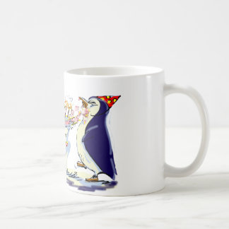 PeNgUiN BiRtHdAy Coffee Mug