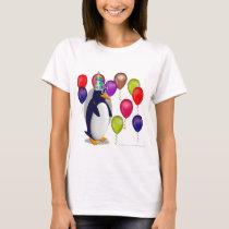 Penguin  Birthday Party T-Shirt