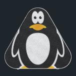 "Penguin Bluetooth Speaker<br><div class=""desc"">Pieladium Speaker decorated with an image of a cartoon penguin on a black background.</div>"