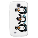 Penguin Buddies Galaxy S4 Covers