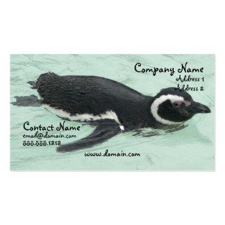 Penguin Business Card