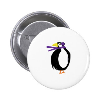 Penguin Button