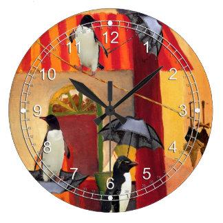 Penguin Cafe Clock