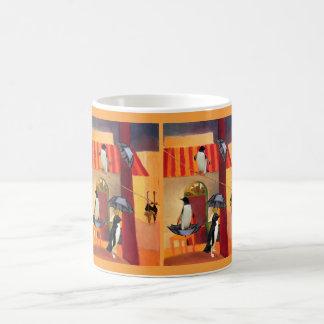 Penguin Cafe Coffee Mug