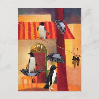 Penguin Cafe Postcards