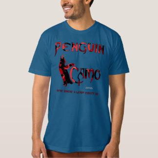 Penguin Camo Men's Organic T-Shirt