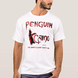 Penguin Camo Men's T-Shirt