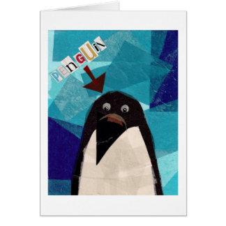 Penguin! Card