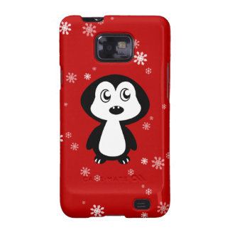 Penguin Galaxy SII Cover
