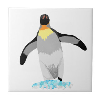 Penguin Ceramic Tile