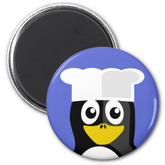 Penguin Chef magnet (teaching kids to cook)