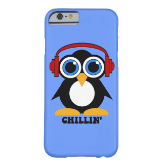 penguin chillin' barely there iPhone 6 case