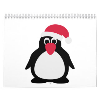 Penguin Christmas Calendar