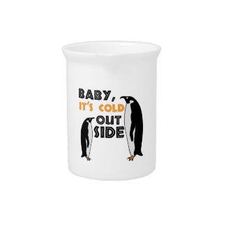 Penguin Cold Beverage Pitcher