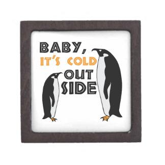 Penguin Cold Premium Trinket Box