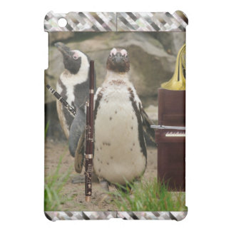Penguin Concert, Winds and Piano Case For The iPad Mini
