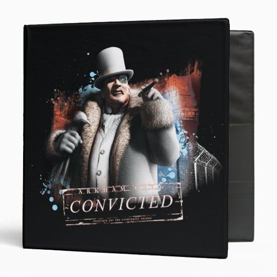 Penguin - Convicted Binder