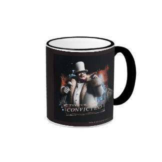 Penguin - Convicted Ringer Mug
