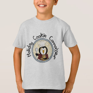 Penguin Cookie Connoisseur T-shirts and Gifts