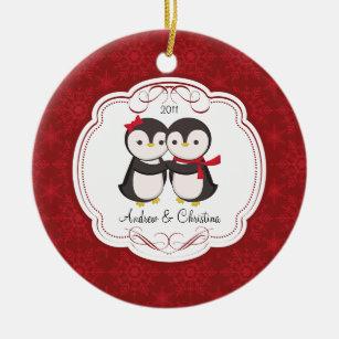 Cute Couple Ornaments & Keepsake Ornaments | Zazzle